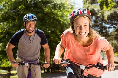 Bicycle Safety through Defensive Riding