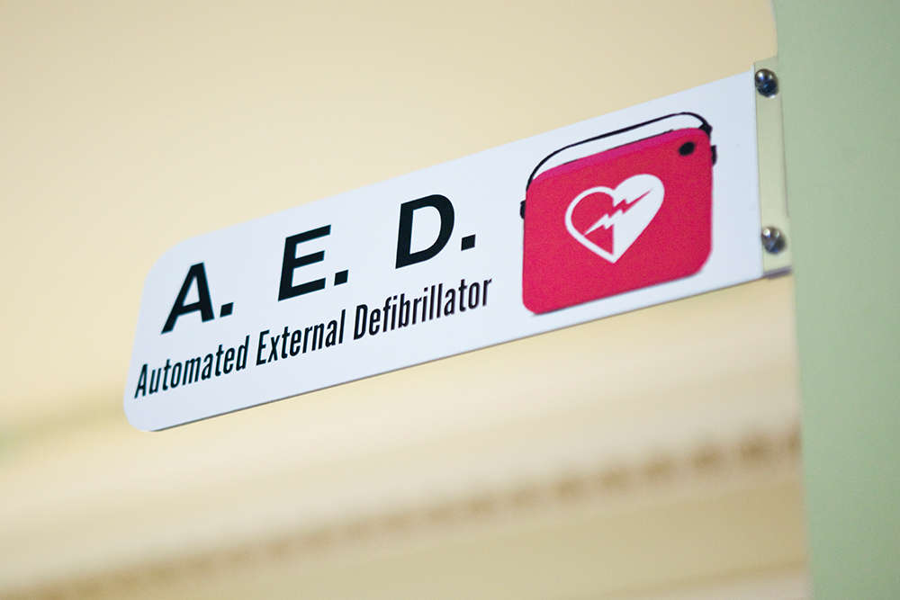 Life-saving Automatic External Defibrillators are Easy to Use