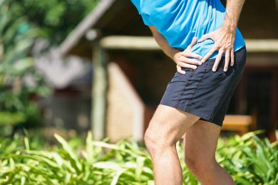 Treating Hip and Groin Pain in Young Athletes